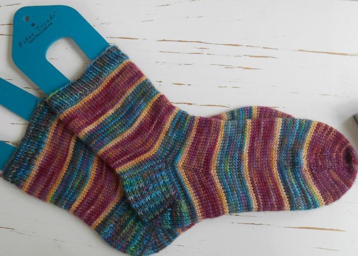 Yarn:  Pattern: